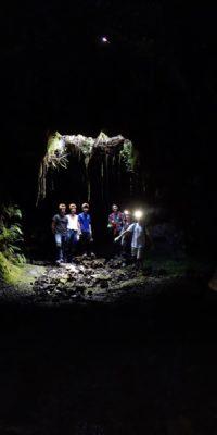 Tunnel de 2004 «Découverte»